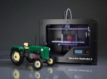 Impresoras 3D en el salón de casa