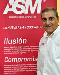 Luis Doncel ASM