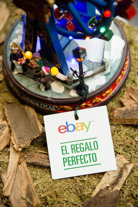 Estudio compras Navidad eBay