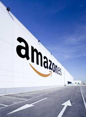 Amazon centro logístico – San Fernando de Henares