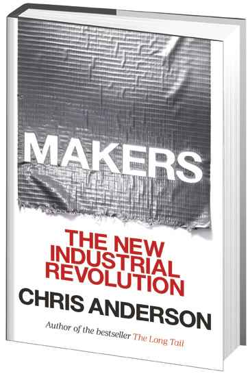 Makers Chris Anderson