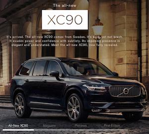 Volvo online
